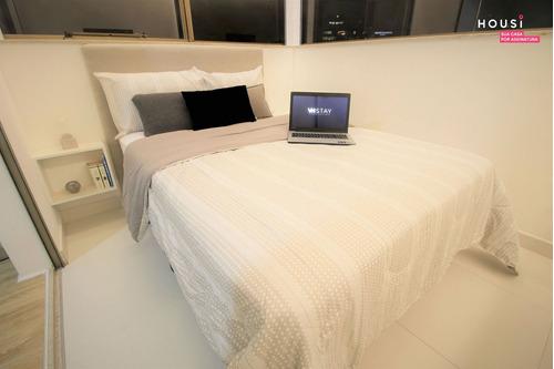 Imagem 1 de 15 de Apartamento - Itaim Bibi - Ref: 976 - L-976