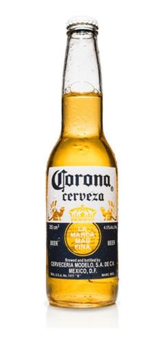 Cerveza Corona Porron 355ml Comercializadora Segurola