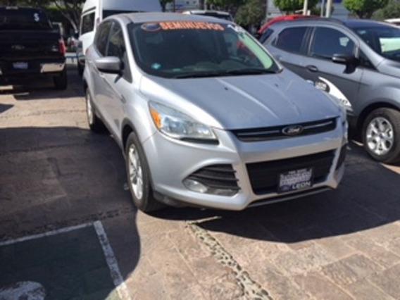 Ford Escape Trend Ecoboost 2.0l 2014 Seminuevos