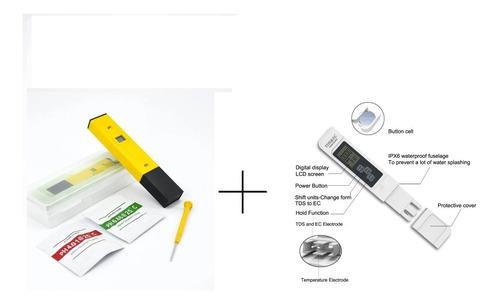 Imagen 1 de 1 de Combo De Medidores. Phmetro + Conductimetro.