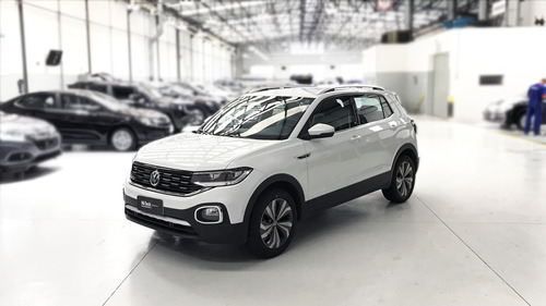 Volkswagen T-cross Highline 2021 - Blindado Niii-a