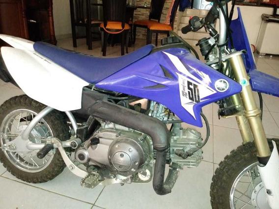 Motocicleta Yamaha Sport Cilindraje 50