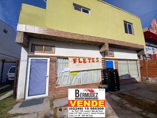 Imagen 1 de 5 de Venta Local Comercial Sobre Av 79 E/ 10 Y 11 Mar Del Tuyu