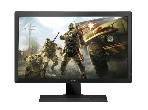 Monitor E-sports 24 Led Benq Rl2455hm Full Hd Black Hdmi