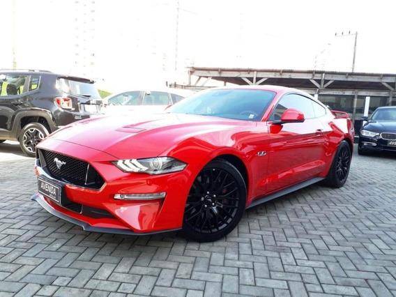 Mustang Gt Premium 5.0 V8