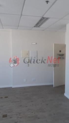 Sala Comercial Para Venda Ou Locação No Centro De São Bernardo - 2830