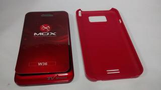 Com Defeito Para Peça Celular Mox W36 Vermelho Promoção