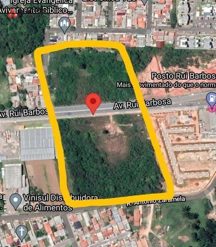 Terreno À Venda, 40.261 M² Por R$ 24.000.000 - Colônia Rio Grande - São José Dos Pinhais/pr - Te1029