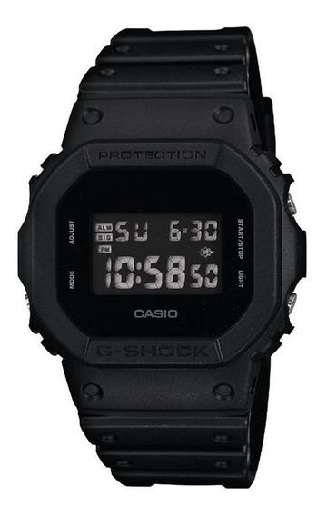 Relógio Casio G-shock Masculino Dw-5600bb-1dr + Nfe