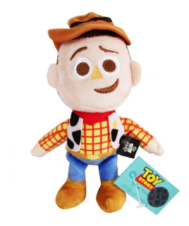 Peluche Bunny Ducky Woody Forky Toy Story 4 Disney Original