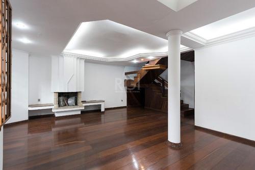Casa Em Tristeza Com 4 Dormitórios - Lu21975
