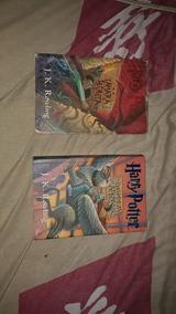 Livros Saga Harry Potter (2° E 3°)