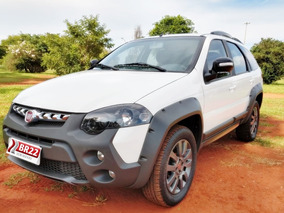 Fiat Palio Weekend 1.8 Adventure Flex 5p
