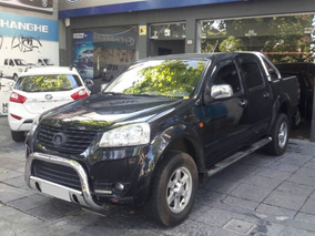Great Wall Wingle 5 Luxury Full Negra 4x2 Doble Cabina