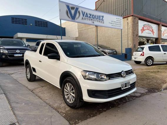 Volkswagen Saveiro 2015 1.6 Gp Ce Pack Electr.+seg.+ High