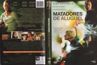 Dvd Matadores De Aluguel Cuba Gooding Jr