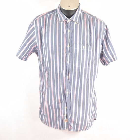 Polo Sur Camisa Rayas Xl Msrp $600