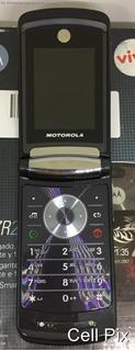 Motorola Razr2 V8 - Só Funciona Vivo Câmera Raridade - Usado