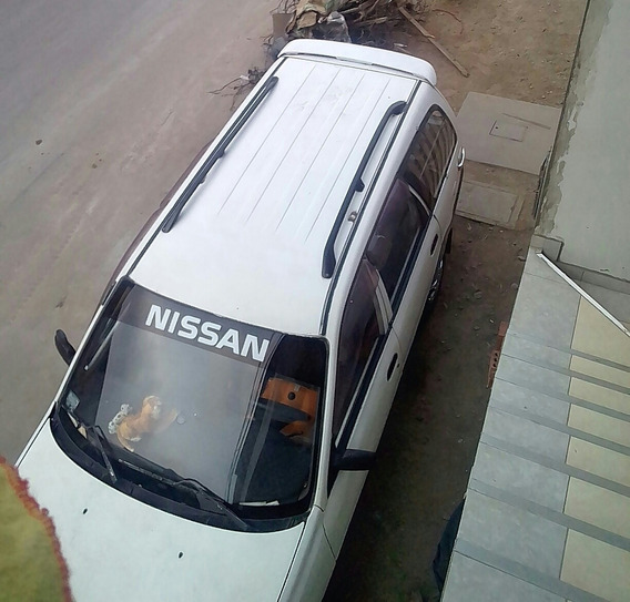 Nissan Ad Van Station Wagon