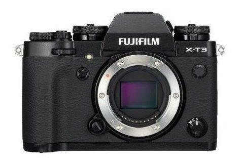 Câmera Digital Fujifilm X-t3 (corpo) + Nfe + Garantia