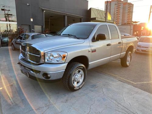 Imagem 1 de 10 de Dodge Ram 5.9 4p 2500 I6 Slt 4x4 Have Duty Turbo Diesel Auto