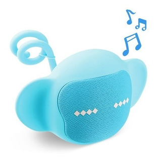 Parlante Xtech Baboom Portátil Con Bluetooth