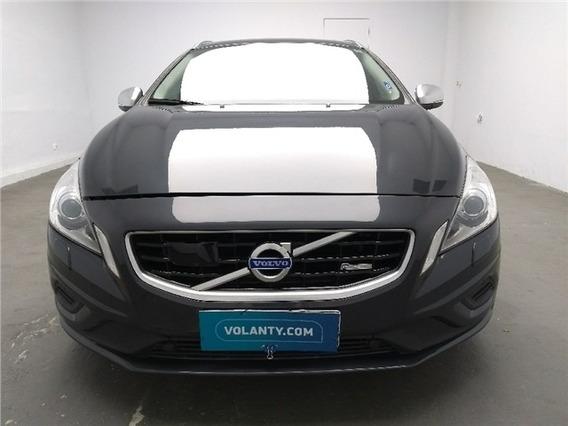 Volvo V60 3.0 T6 R Design 24v Turbo Gasolina 4p Automático