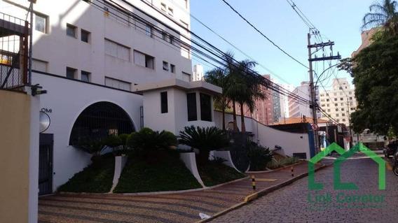 Kitnet Para Alugar, 37 M² Por R$ 850,00/mês - Centro - Campinas/sp - Kn0072