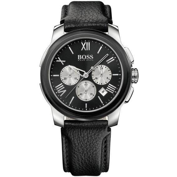 Reloj Hugo Boss Black Cab Piel 1512490