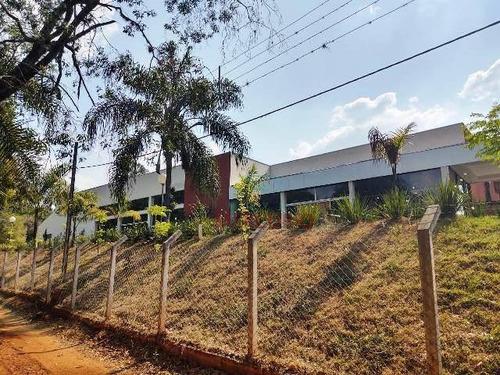 Salão, 1300 M² - Venda Por R$ 1.720.000,00 Ou Aluguel Por R$ 0,01/mês - Zona Rural - Agudos/sp - Sl0105