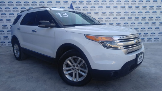 Hermosa Ford Explorer 2013