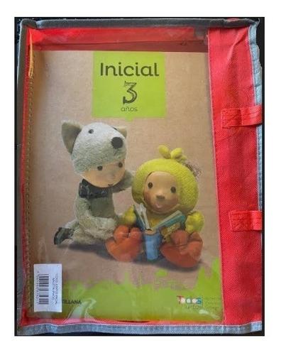 Pack Todos Juntos Inicial (3 Años) Santillana