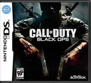 Call Of Duty Black Ops Ds Nuevo Sellado