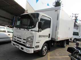 Isuzu Elf300 Manual Blanco 2014