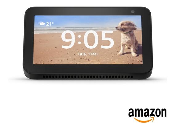Echo Show 5 - Smart Speaker Com Tela De 5,5 E Alexa - Preto