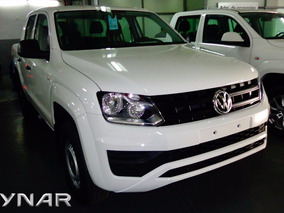 Vw Nueva Amarok 2017 Trendline Doble Cabina 4x2 Rl