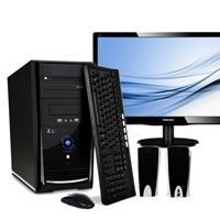 Computador Completo Usado Mais Em Boas Condicoes De Uso