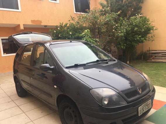 Renault Scenic 1,6 16v Gasolina