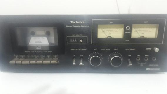 Tape Deck Technics Mod Rs 614
