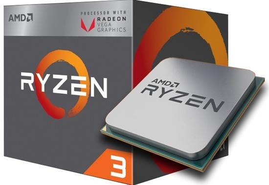 Processador Amd Ryzen 3 2200g 3.5ghz Vega Am4 Quad Core