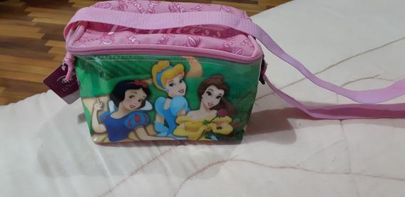 Lonchera Princesas Disney Original