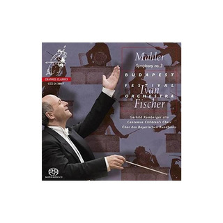 Mahler / Fischer Ivan Symphony No.3 Usa Import Sacd X 2