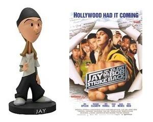 Jay - Jay And Silent Bob - Bobble Head - Collectoys