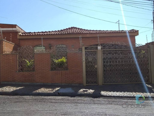 Casa Com 3 Dormitórios À Venda, 280 M² Por R$ 605.000,00 - Jardim Paulista - Ribeirão Preto/sp - Ca1773