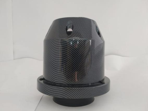 Filtro De Ar Esportivo Tuning Carbono