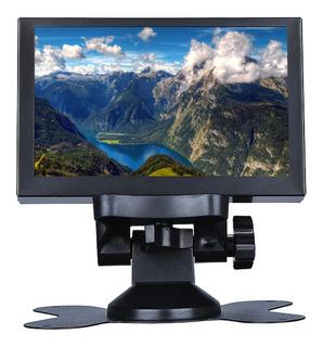 S501h Mini Monitor De 5 Pulgadas Vga/bnc/av/hd/ypbpr Pantall