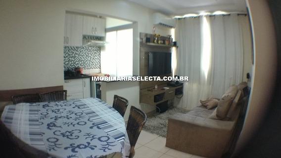 Apartamento 2 Quarto(s) Para Venda No Bairro Jardim Urano Em São José Do Rio Preto - Sp - Apa2456
