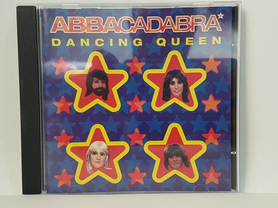 Cd Maxi Single Dancing Queen Remixes Abbacadabra Raro 1997