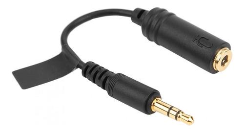Cabo Adaptador De Áudio Cvm-cpx 3.5mm Trrs Fêmea À Conversão