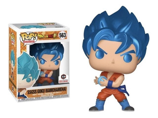 Funko Pop! | Dragon Ball Super - Goku Supersaiyan God Blue
